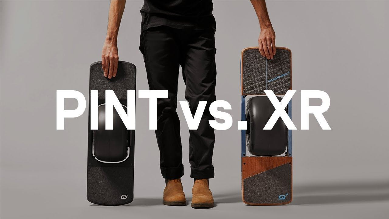 OneWheel Pint Vs XR